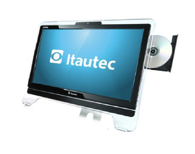 All In One Itautec Amd Vision 8g Hd 160g Garantia Nf