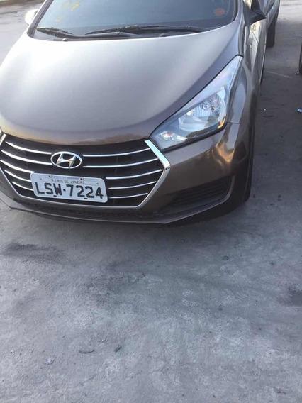Hyundai Hb20s 1.0 Comfort Plus Flex 4p 2017