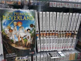 Manga The Promised Neverland Ivrea Envio Gratis