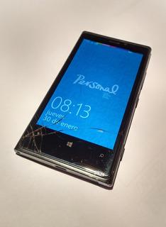 Celular Lumia 920 Personal!!! Funciona Todo Perfecto.