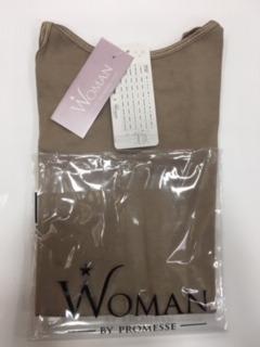 Woman By Promesse Camiseta Bretel De Algodón Y Lycra S Al Xl