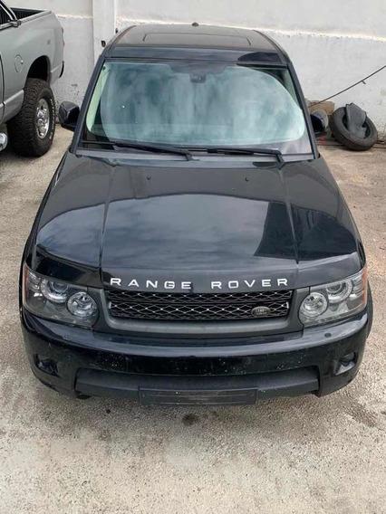 Sucata Land Rover Range Rover Sport Se 3.0 V6 Diesel 2012
