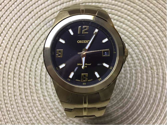 Orient Relógio De Pulso Orient Mgss1014 50mts Japan.
