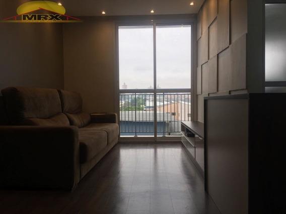 Apartamento Mobiliado Proximo Ao Metro. - Mr10487
