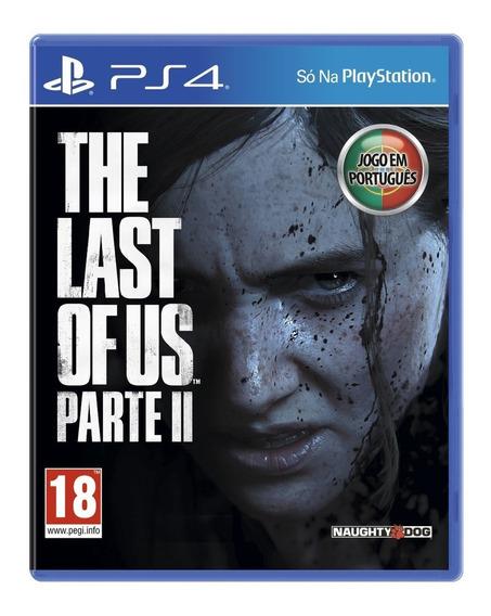 The Last Of Us 2 Ps4 Midia Fisica Português Original