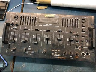 Consola Gemini Pmx3501 A Revisar