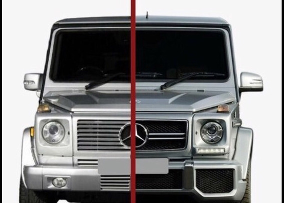 Mercedes-benz Clase G 5.5l 500 Mt