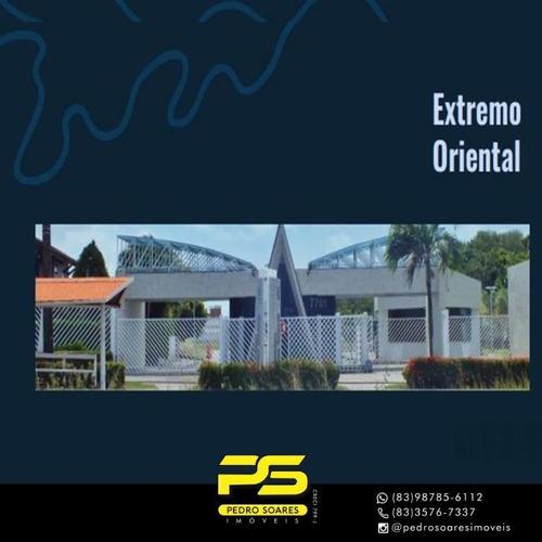 Imagem 1 de 9 de Terreno À Venda, 791 M² Por R$ 630.000 - Portal Do Sol - João Pessoa/pb - Te0188
