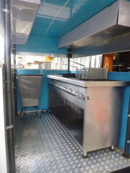 Vendo O Permuto Trailer De Comidas Food Truck