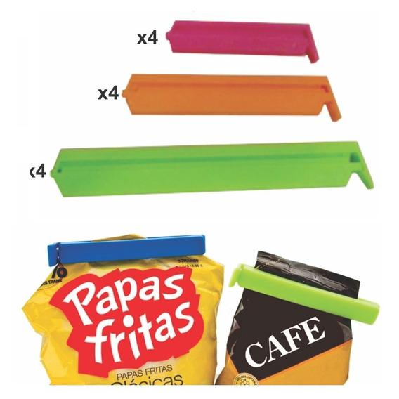 Pack Por 12 Cierrabolsas