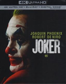 Joker Guason Dc Universe Joaquin Phoenix 4k Ultra Hd