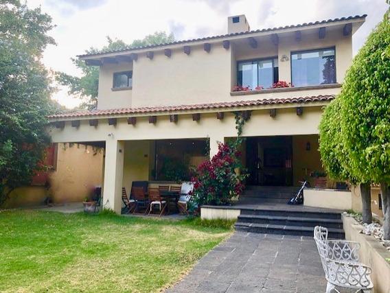 Renta Divina Casa Lomas De Chapultepec