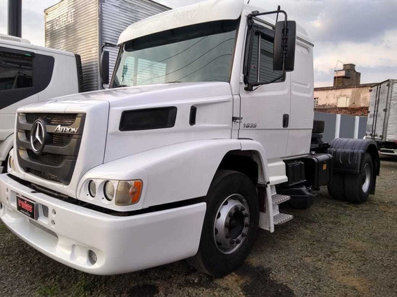 Mb 1635 4x2 2013 Vw Scania Volvo