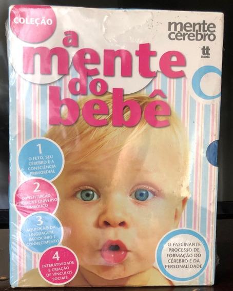 Livro Coleção A Mente Do Bebê (4 Edições) - Lacrado