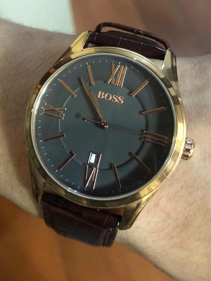 Relógio Hugo Boss Vivara Original 25.11.2017 Garantia
