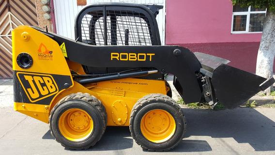 Minicargador Robot Jcb C Martillo Listo P/trabajar