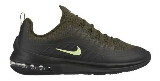 Tenis Nike Air Max Axis Camuflage Verde Militar Para Hombre. Running 2019 Números 25-29.5
