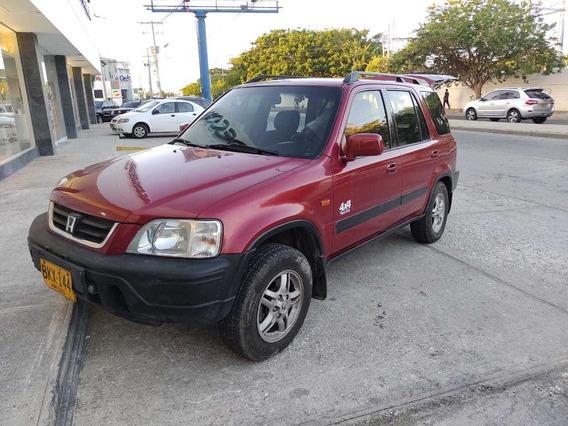 Camioneta Honda Cr-v 4x4 Automática En Muy Buen Estado