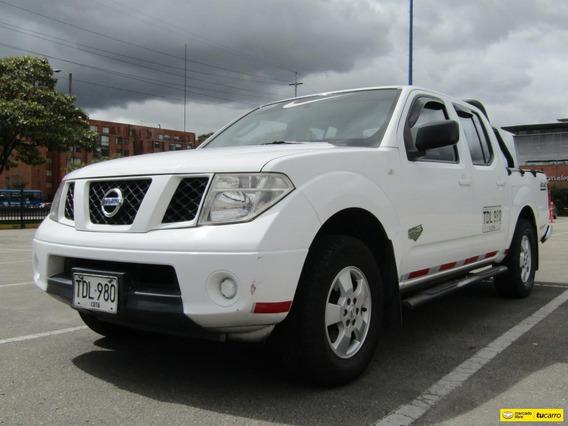 Nissan Navara Se 4x4 Mt 2.5