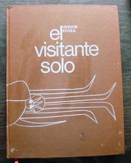 El Visitante Solo, Hesnor Rvera, Poeta Zuliano
