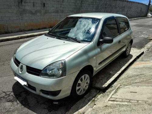 Renault Clio 2008 1.0 16v Authentique Hi-flex 3p