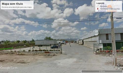 Imagem 1 de 4 de Galpão À Venda, 4800 M² Por R$ 4.000.000,00 - Distrito Industrial - Maracanaú/ce - Ga0088