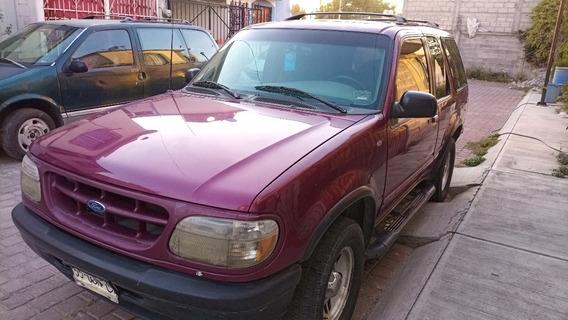 Ford Explorer 97 T/pagado Aseguradacircula Diario Noverifica