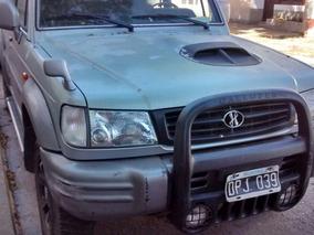 Hyundai Galloper 2.5 4x4 2001