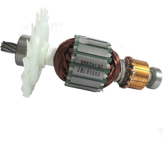 Induzido Rotor 127v Compl. Serra Stanley Stsc1718 (original)