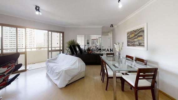 Apartamento - Alto De Pinheiros - Ref: 5424 - V-5424