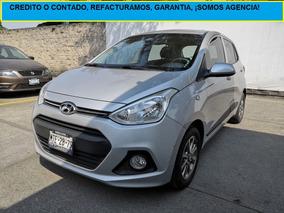 Hyundai Grand I10 1.2 Gls Mt 2015 Credito + Garantia