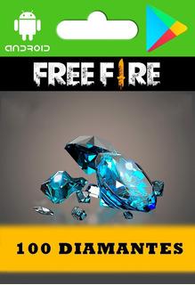 Free Fire 100 Diamantes (leer Descripción) | Envío Ya