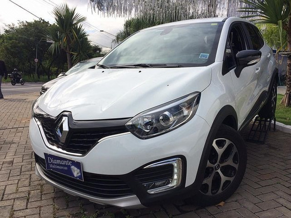 Renault Captur 2.0 16v Hi-flex Intense 2018