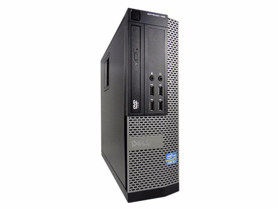 Computador Dell Optiplex 7010 Sff Core I5, 4g, 320g + Brinde