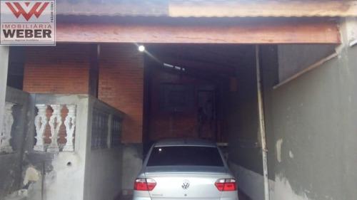 Casa C/ 4 Dorm, Q Suíte, 297 M² A Venda Por 470.000 Parque Ouro Fino - 891