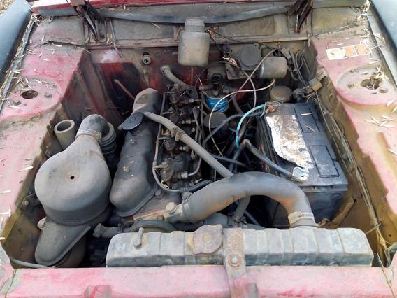 Peugeot 404 Diesel Pick Up