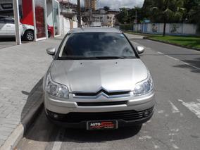 Citroën C4 2.0 Glx 16v Flex 4p Automático