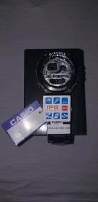 Relógio Casio G-shock Shockresist Edição Limitada Em Titânio