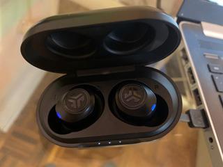 Auriculares Inalámbricos Jlab Jbuds Air Bluetooth Usados