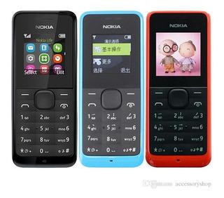 Celular Nokia 105 Preto