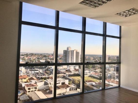 Sala Para Alugar, 37 M² Por R$ 1.500/mês - Centro - São José Dos Pinhais/pr - Sa0101
