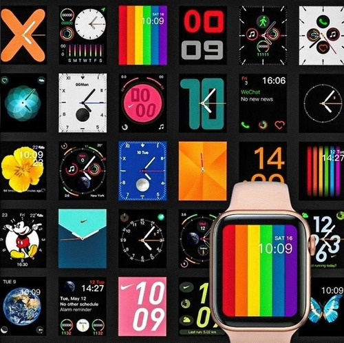 Relógio Smartwatch Iwo 13 Pro Série 6 Exuberante