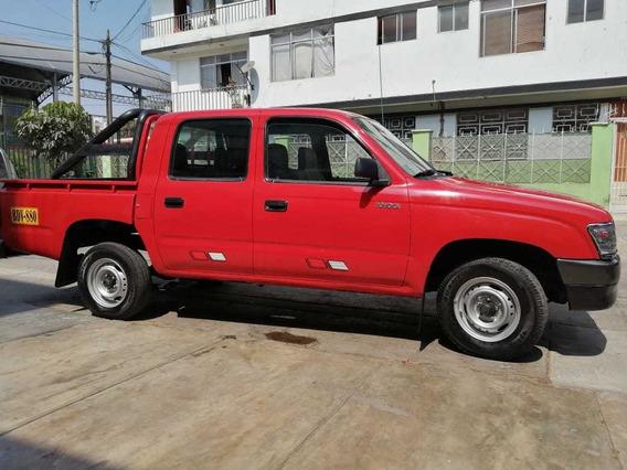 Toyota Hilux 1998 Gasolina Mecanica 4x2 Doble Cabina M/1rz