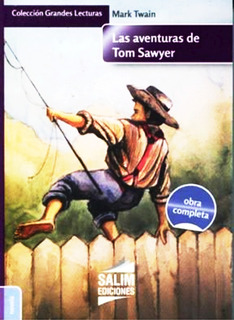 Las Aventuras De Tom Sawyer - Mark Twain - Libro + Envio Dia