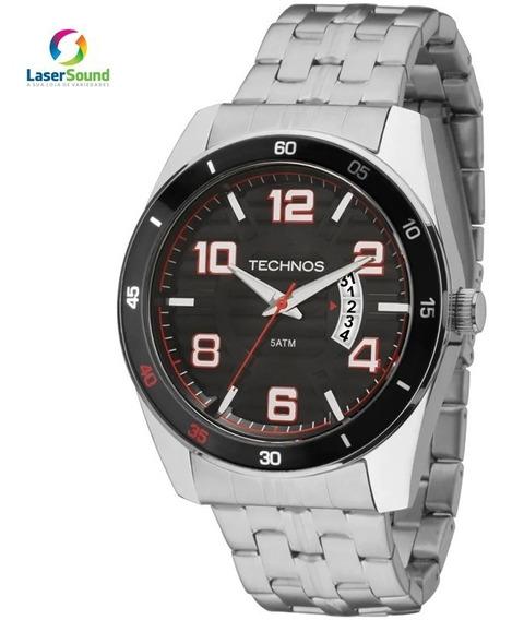 Relógio Technos Masculino 2115kss/1p C/ Garantia E Nf