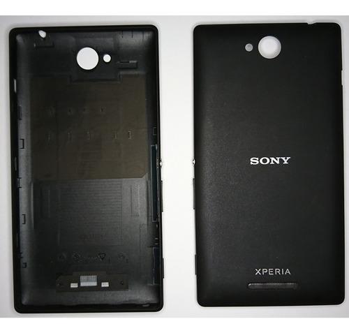 Imagem 1 de 3 de Tampa Traseira Original Sony Xperia C