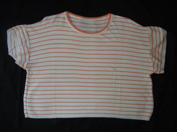 Remera-blusa Epilogo Talle 40 E.gratis+cuotas S/interes