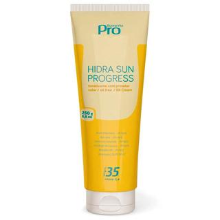 Hidra Sun Progress Fps 35 - Bb Cream - 250g - Buona Vita