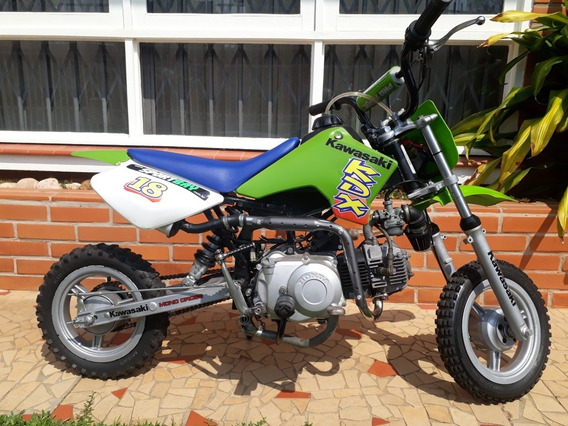 Mini-moto Aro 10 Com Motor Honda Biz 100cc Muito Forte!