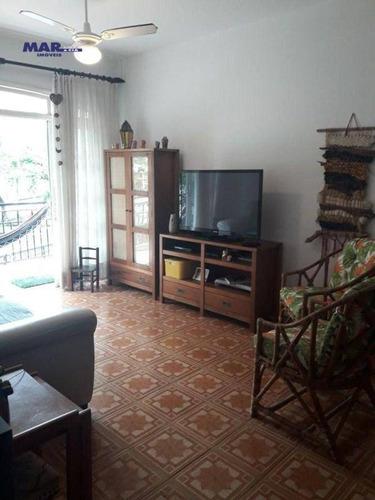 Imagem 1 de 11 de Apartamento Residencial À Venda, Centro, Guarujá - . - Ap10178